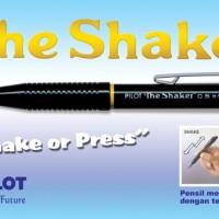 PILOT 'SHAKER' MECHANICAL PENCIL / PENSIL MEKANIK PILOT 'SHAKER'