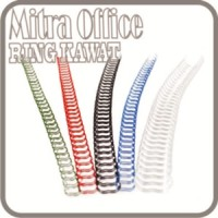 harga Kawat Spiral 3/16 - (3:1, A4)/Spiral Plastik/Wire Bind/Mesin Jilid Tokopedia.com