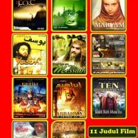 Dvd Film Sejarah Islam Original