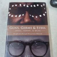 Guns, Germs & Steel-Jared Diamond