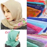 Jual hijab/Jilbab/kerudung Segi Empat hana Rawis Murah