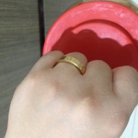 Cincin Cartier love series