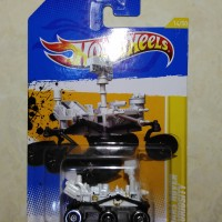 hotwheels hot wheels Mars Rover 2012