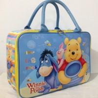 Jual Travel Bag / Tas Jalan Anak Spon Winnie the Pooh TBB10WP Murah