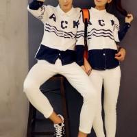 Kemeja Couple Korea ACK