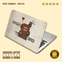 Jual Garskin / Skin / Cover / Stiker Laptop - Cr Danbo Domo 2 Murah