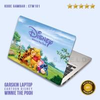 Garskin / Skin / Cover / Stiker Laptop - Ct Winnie the Pooh 1