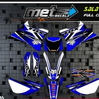 harga Decal Striping Sticker Yamaha YZ 85 001 Glossy Tokopedia.com
