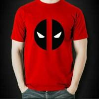 Kaos/Baju Pria T-shirt/Tshirt DEADPOOL Kaos/Baju KEREN/TERBARU