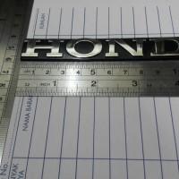 harga KAWAN KITA MOTOR Emblem Logo Honda Dasar Hitam Antik Tokopedia.com