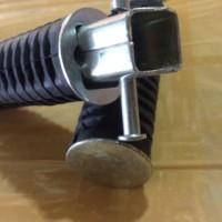 harga footstep belakang honda cb100|cb125|c70|s90z dll Tokopedia.com