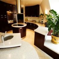 Solid Surface untuk kitchen