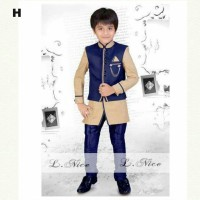 Baju Anak Muslim : Koko LNice 6 - H Small (1-6th)
