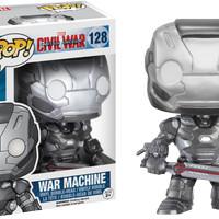 Funko POP! Captain America Civil War - War Machine