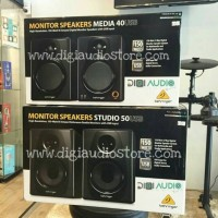 "Behringer STUDIO 50USB ( Studio 50 USB ) 5"" USB Studio Monitor Speaker"