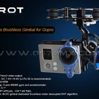 Gimbal Tarot Gopro 2-axis Brushless gimbal gyro