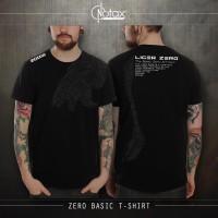 ZERO BASIC T-SHIRT - UNOFFICIAL LIGER ZOIDS ANIME CLOTHING MERCHANDISE
