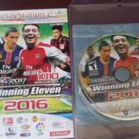 Kaset Game Ps2 Winning Eleven 2016