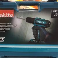 Makita HP331DWYE HP331 Mesin Bor Tembok Cordless Impact Drill 10mm 12V
