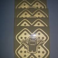 Sticker JDM Domo