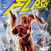 Komik Digital DC The Flash