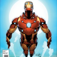Komik Digital Marvel Iron Man
