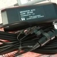 Mic Jepit / Microphone jepit TOA ZM-360