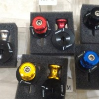 Jalu Paddock R15/r25/mt25/r6/baut 6mm Rizoma
