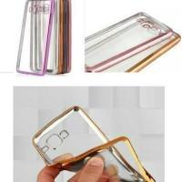Softcase Chrome TPU SHine Samsung Galaxy Z2 Backcase