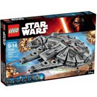 Jual LEGO STAR WARS THE FORCE AWAKENS MILLENIUM FALCON 75105 Murah