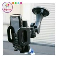 Holder Untuk Tempat HP/GPS/Gadget Yang Bisa Ditempel Di Kaca Mobil Car