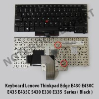 Keyboard Lenovo Thinkpad E430 E430C E435 E435C S430 E330 E335 Black