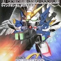 BB 203 SD W Wing Gundam Zero Custom