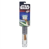 Star Wars - Luke Skywalker Extendable Blade Builders Lightsaber