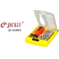 Jackly 38 In 1 Precision Screwdriver Professional Tool Set-JK-6088A
