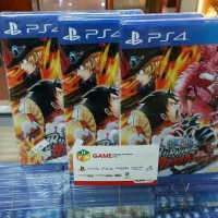 ONE PIECE BURNING BLOOD NEW PS4