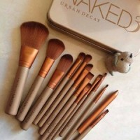 BRUSH NAKED 3 / KUAS NAKED 3 / ISI 12PCS