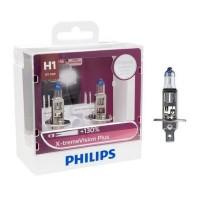 Philips Xtreme Vision Plus H1 12V 55W (Lampu Depan)