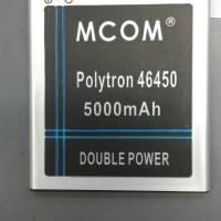 baterai polytron zap 5 PL-6R5C /4G450 double power mcom
