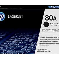 Toner - HP - HP 80A Black CF280A