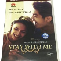 DVD Original Stay With Me (With Case)
