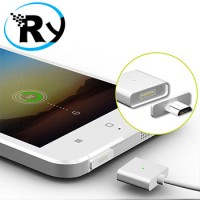 Kabel Magnetic Micro USB Quick Charging Smartphone - Silver