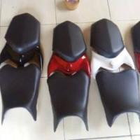 harga Jok Pisah/split Seater Vixion New Nva/nvl Sudah Berikut Jok Dpn+blk Tokopedia.com