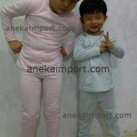 Longjohn Baju Musim Dingin Anak / Baju Thermal Anak
