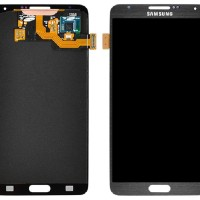 Lcd+Touchscreen Samsung Note 4 Black