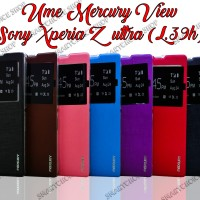 FLIP CASE UME MERCURY VIEW FOR SONY XPERIA Z ULTRA (L.39H)