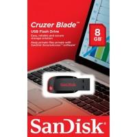 Sandisk FlashDisk Cruzer Blade 8GB | USB FD CZ50 8 GB Flash Disk