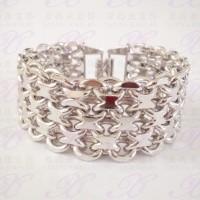 Yaxiya gelang rantai dewasa perhiasan imitasi warna gold 18K