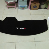 Cover Dashboard JAZZ RS 2016