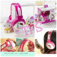 harga Headphone / Headset Hello Kitty Tokopedia.com